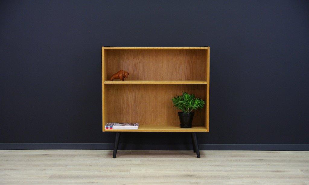 skandinavisches vintage regalsystem aus esche bei pamono kaufen. Black Bedroom Furniture Sets. Home Design Ideas