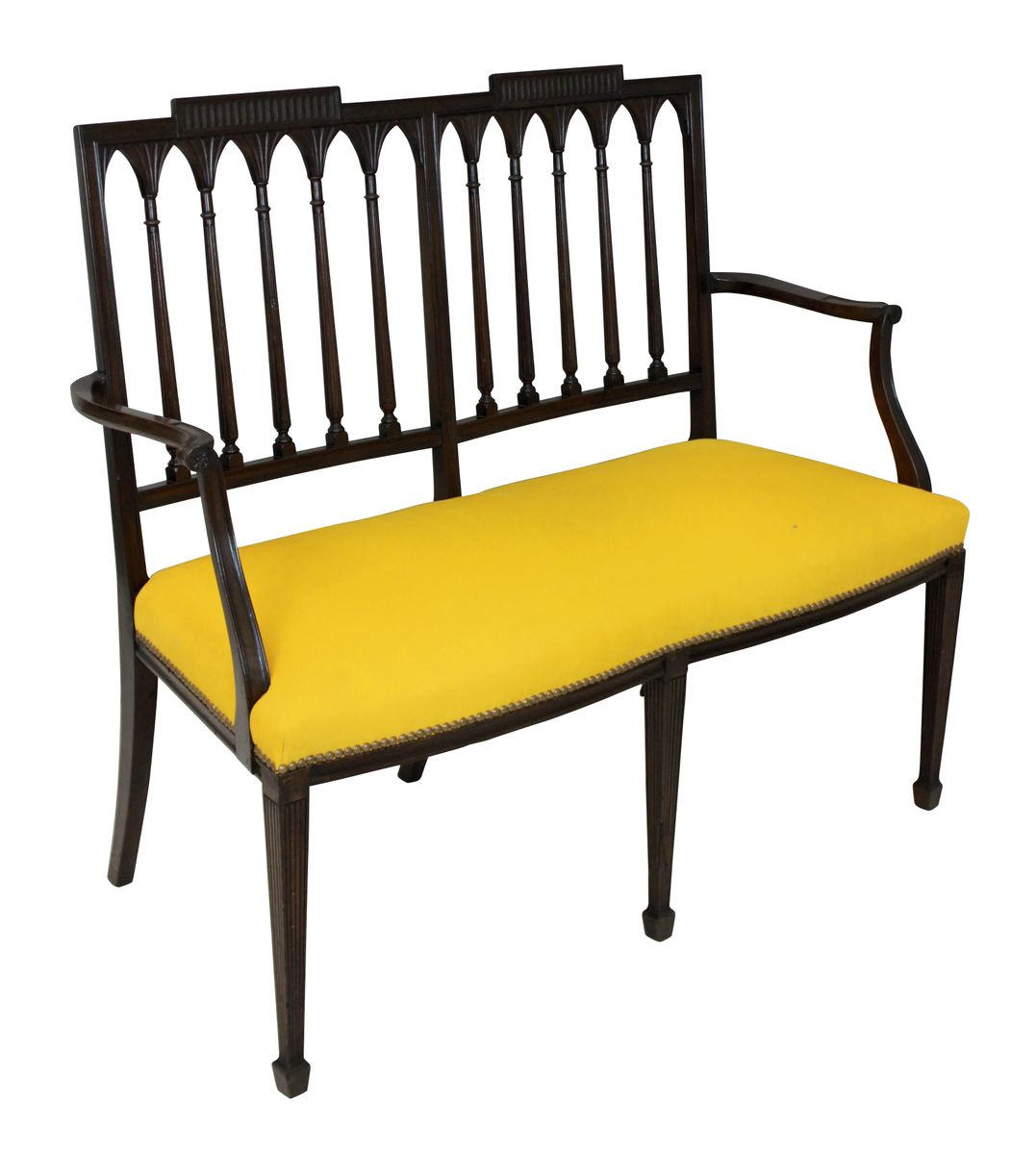 Antique Federal Bench for sale at Pamono