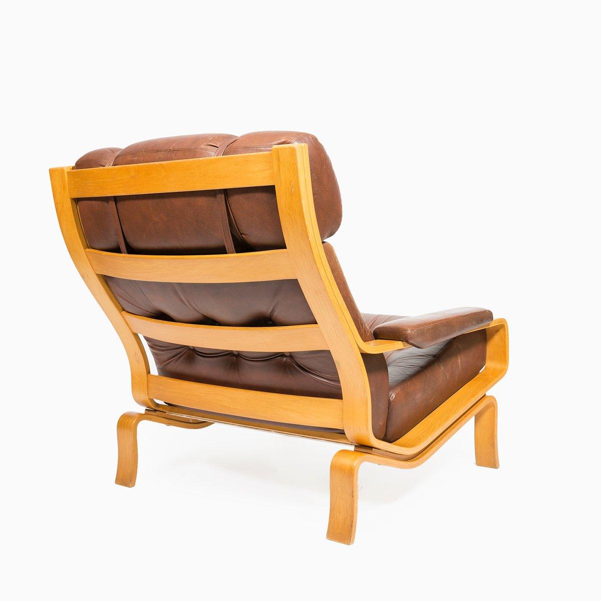 sessel von lindl fs 1970er bei pamono kaufen. Black Bedroom Furniture Sets. Home Design Ideas