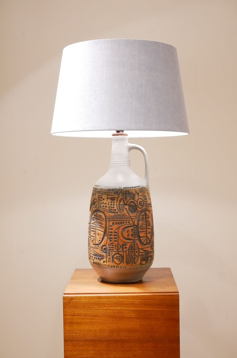 Geometrical Table Lamp, 1960s for sale at Pamono