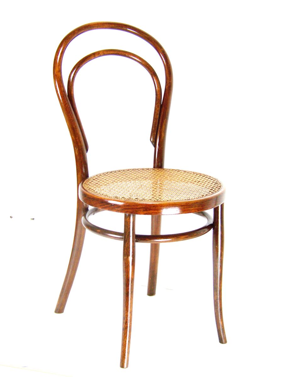 Model 14 Side Chair From Thonet 1887