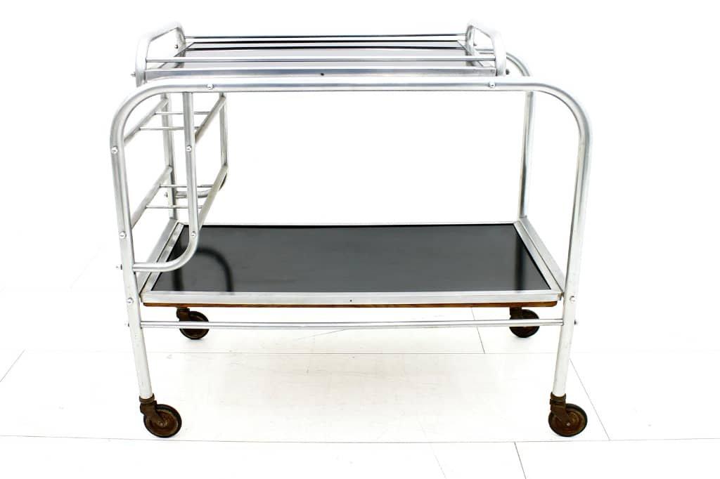 franz sischer art deco barwagen 1930er bei pamono kaufen. Black Bedroom Furniture Sets. Home Design Ideas