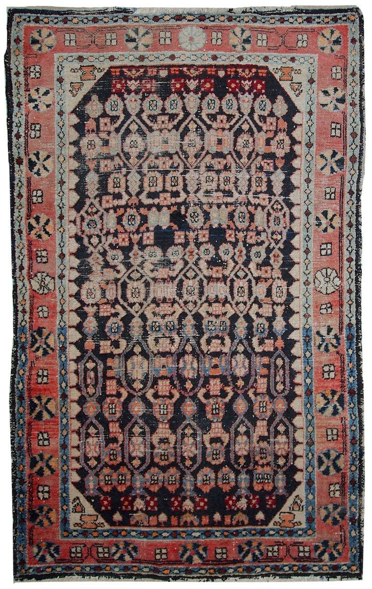 Antique Persian Rug 1920s 3 Previous