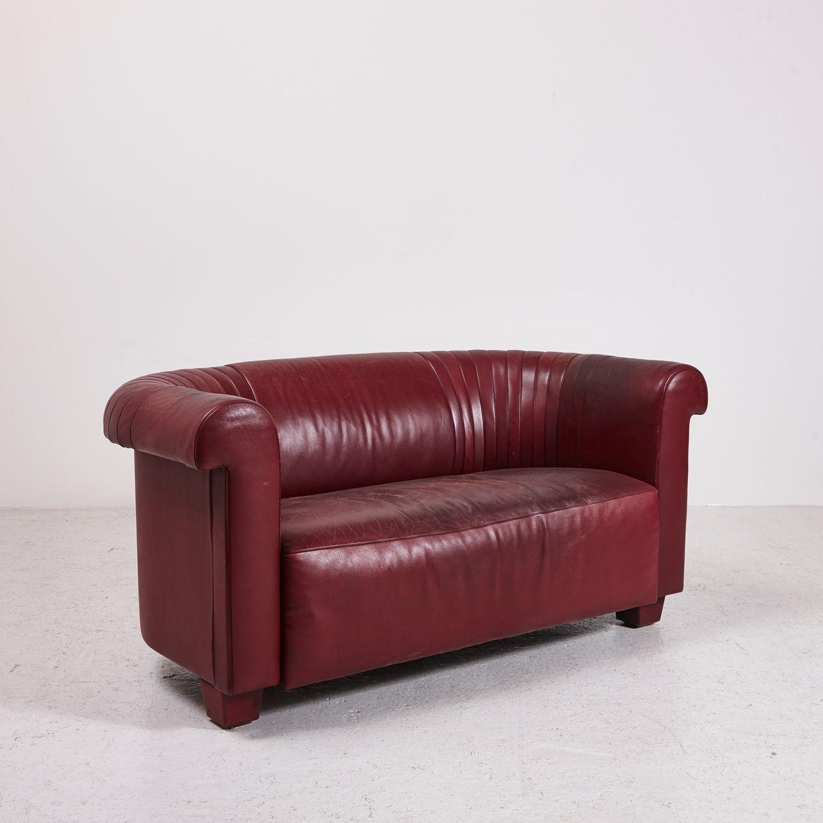 zwei sitzer sofa 1970er bei pamono kaufen. Black Bedroom Furniture Sets. Home Design Ideas