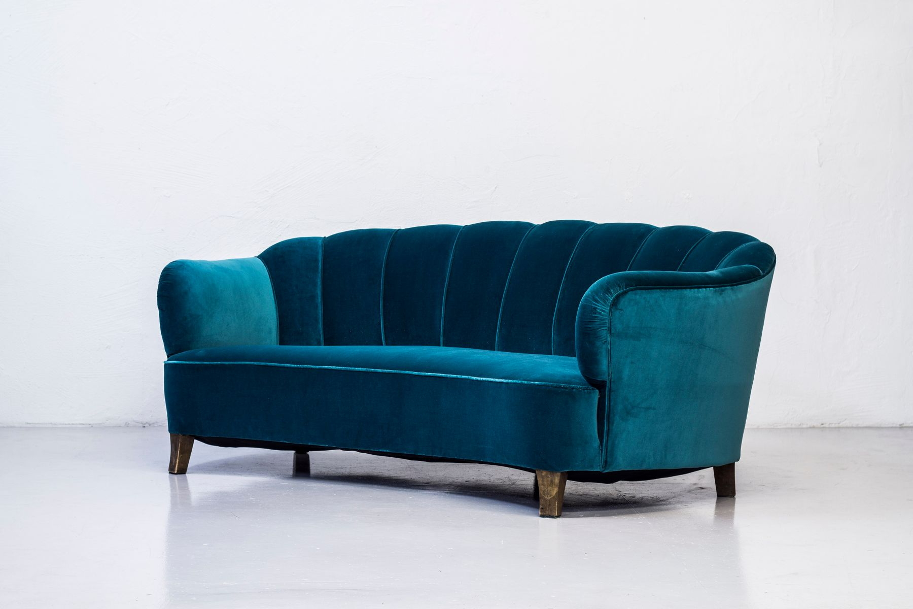 sofa by otto schulz for boet 1940s for sale at pamono. Black Bedroom Furniture Sets. Home Design Ideas