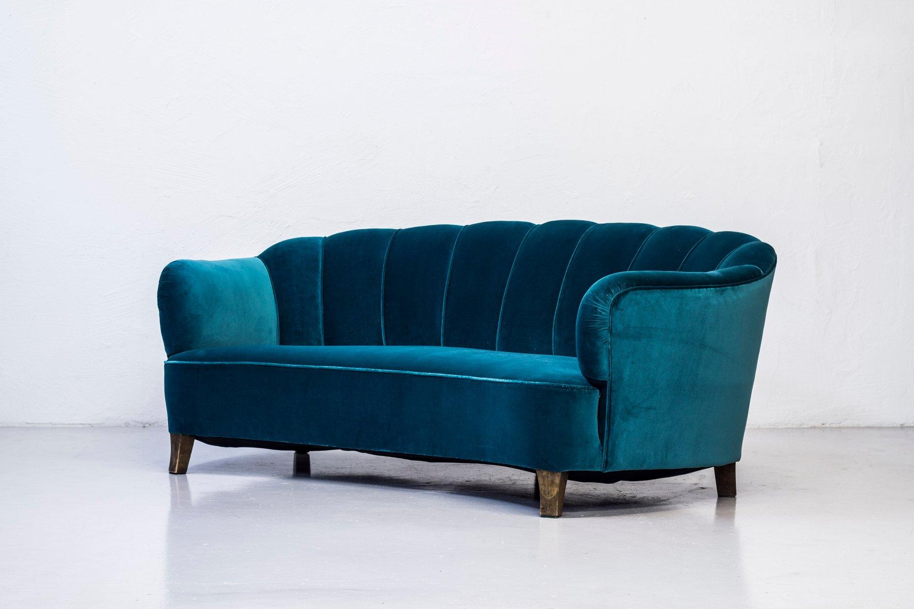 sofa von otto schulz f r boet 1940er bei pamono kaufen. Black Bedroom Furniture Sets. Home Design Ideas