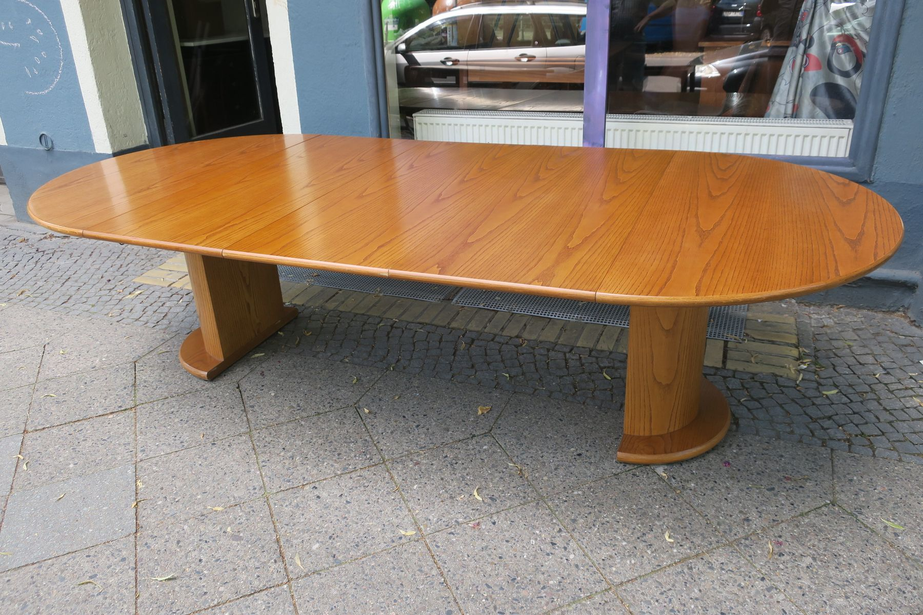 Extendable Dining Table by C J Rosengaarde for Asko 1970s for sale