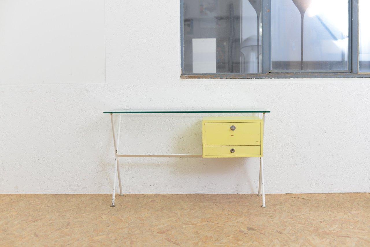 mid century kinder schreibtisch von franco albini 1958 bei pamono kaufen. Black Bedroom Furniture Sets. Home Design Ideas
