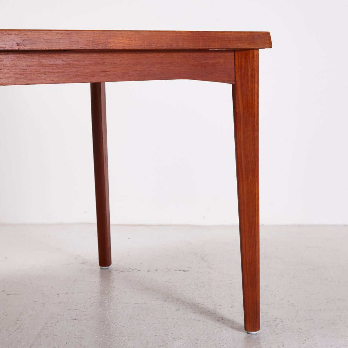 Extendable Teak Dining Table by Henning Kj230rnulf for Vejle  : extendable teak dining table by henning kjaernulf for vejle mobelfabrik 1960s 6 from www.pamono.com size 1200 x 1200 jpeg 73kB
