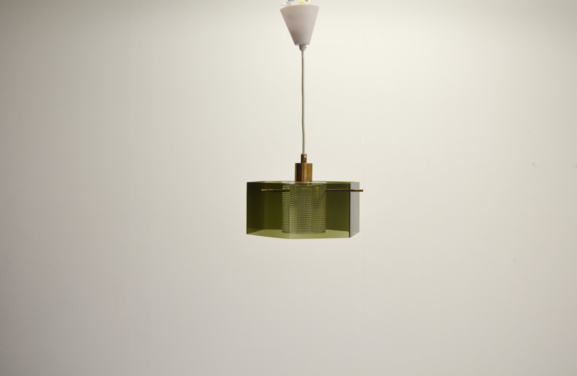 Mid century green glass ceiling light by carl fagerlund for orrefors mid century green glass ceiling light by carl fagerlund for orrefors aloadofball Image collections