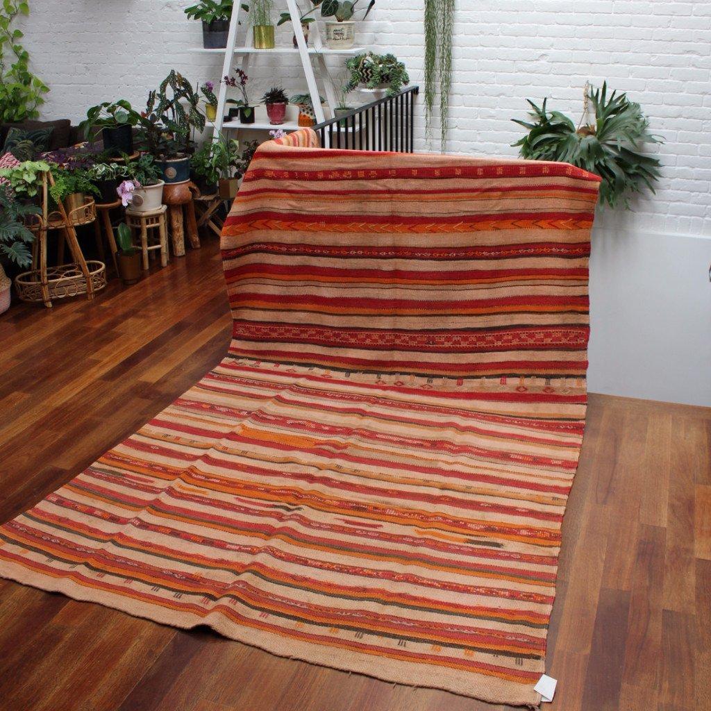 gro er indigener marokkanischer vintage teppich bei pamono. Black Bedroom Furniture Sets. Home Design Ideas
