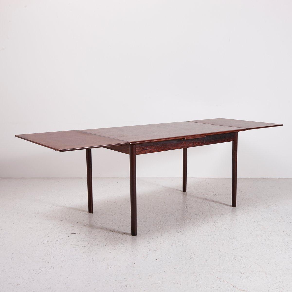 Ausziehbarer tisch aus palisander 1960er bei pamono kaufen for Palisander tisch