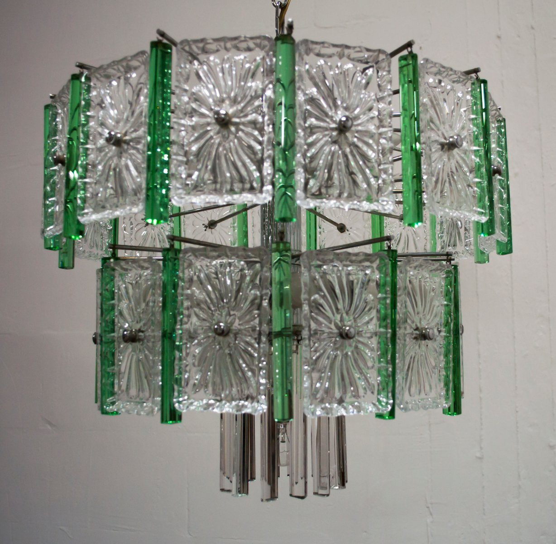 Murano glass chandelier from venini 1960s en venta en pamono previous aloadofball Gallery