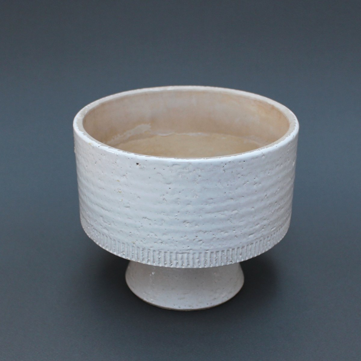 Mid century french ceramic plant pot 1960s for sale at pamono for 6 ceramic flower pots