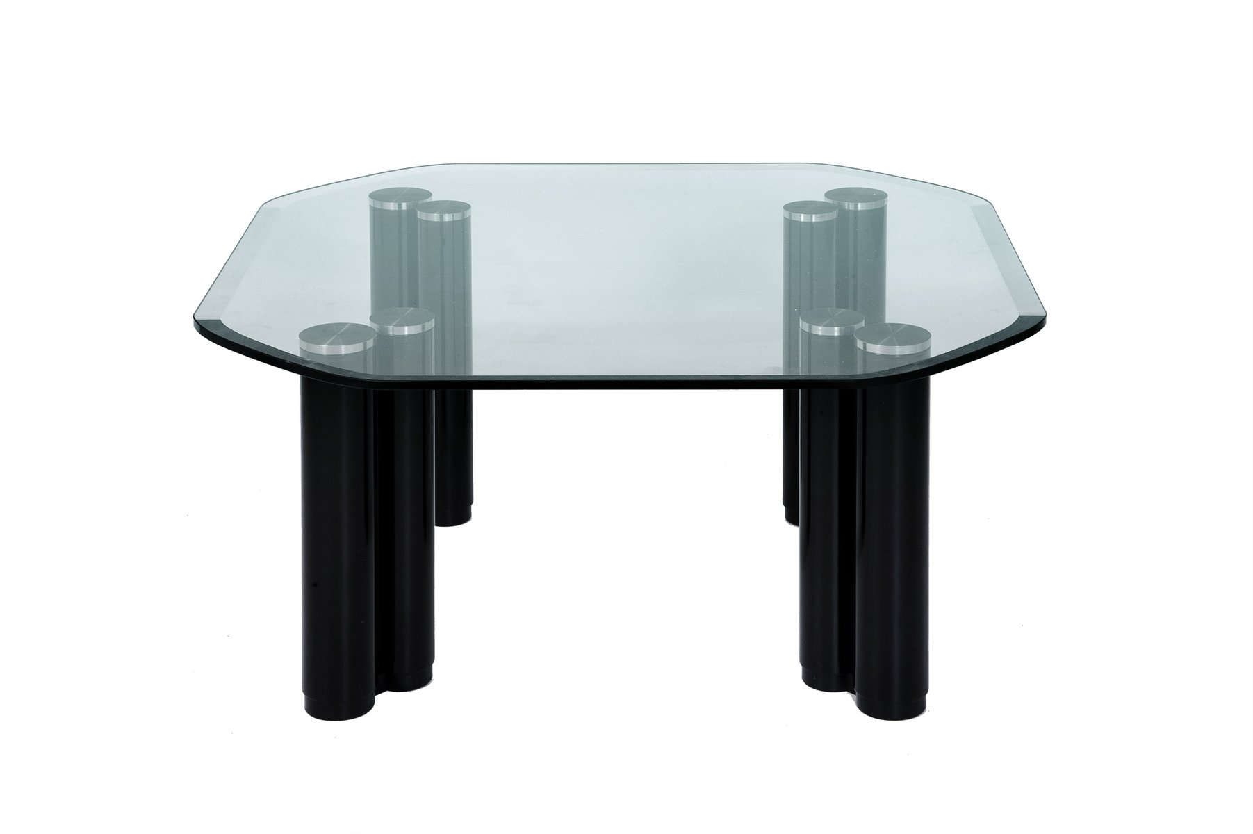 Eta Beta Coffee Table by Marco Zanuso for Zanotta 1977 for sale at