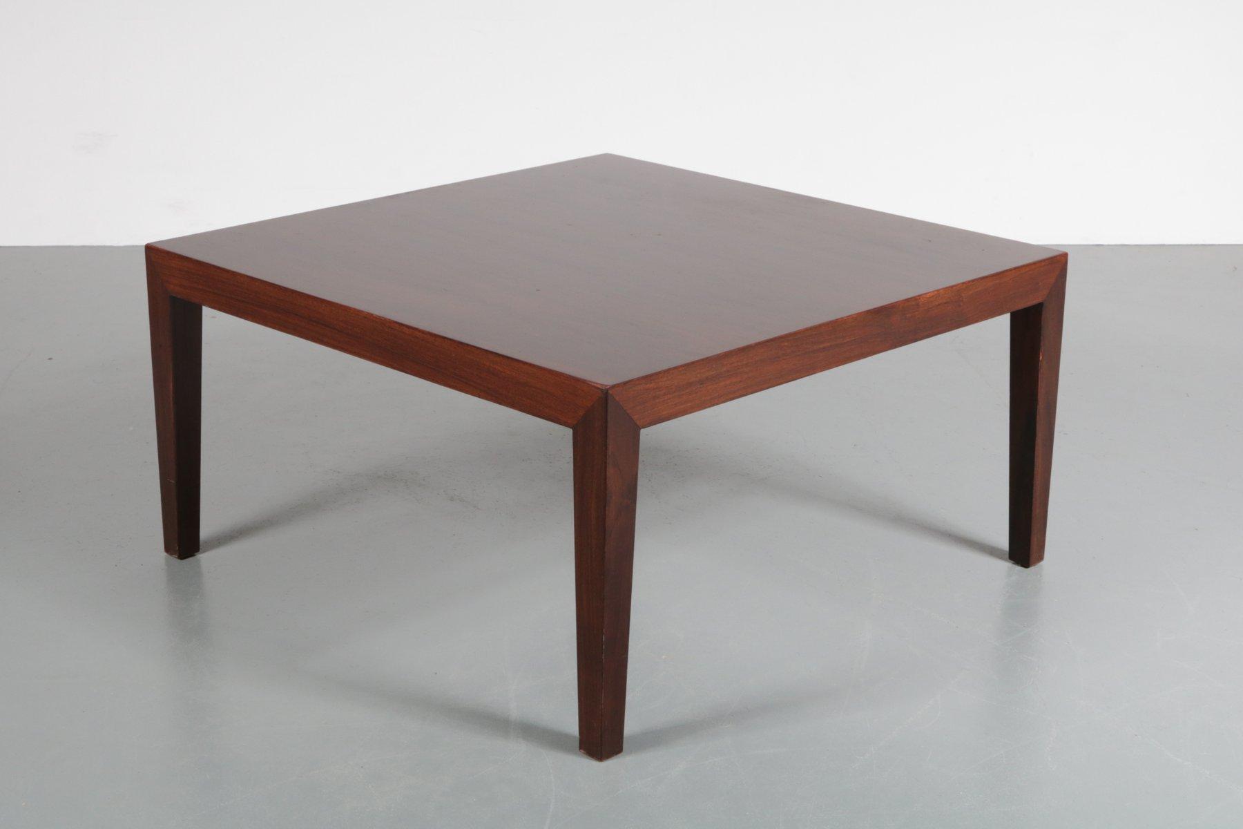 skandinavischer couchtisch von severin hansen f r. Black Bedroom Furniture Sets. Home Design Ideas