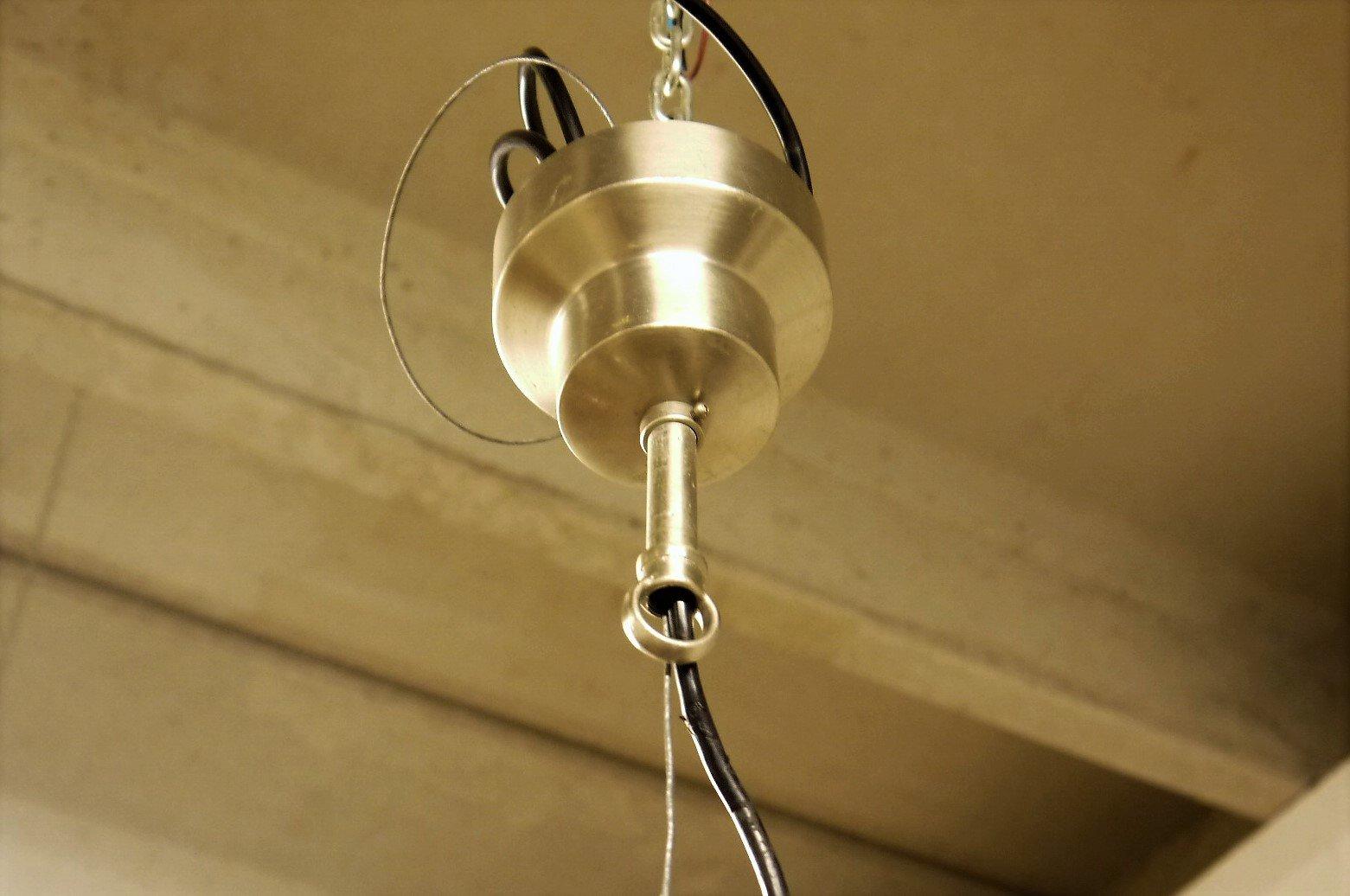 vintage tau deckenlampe von sergio mazza f r artemide 1950er bei pamono kaufen. Black Bedroom Furniture Sets. Home Design Ideas