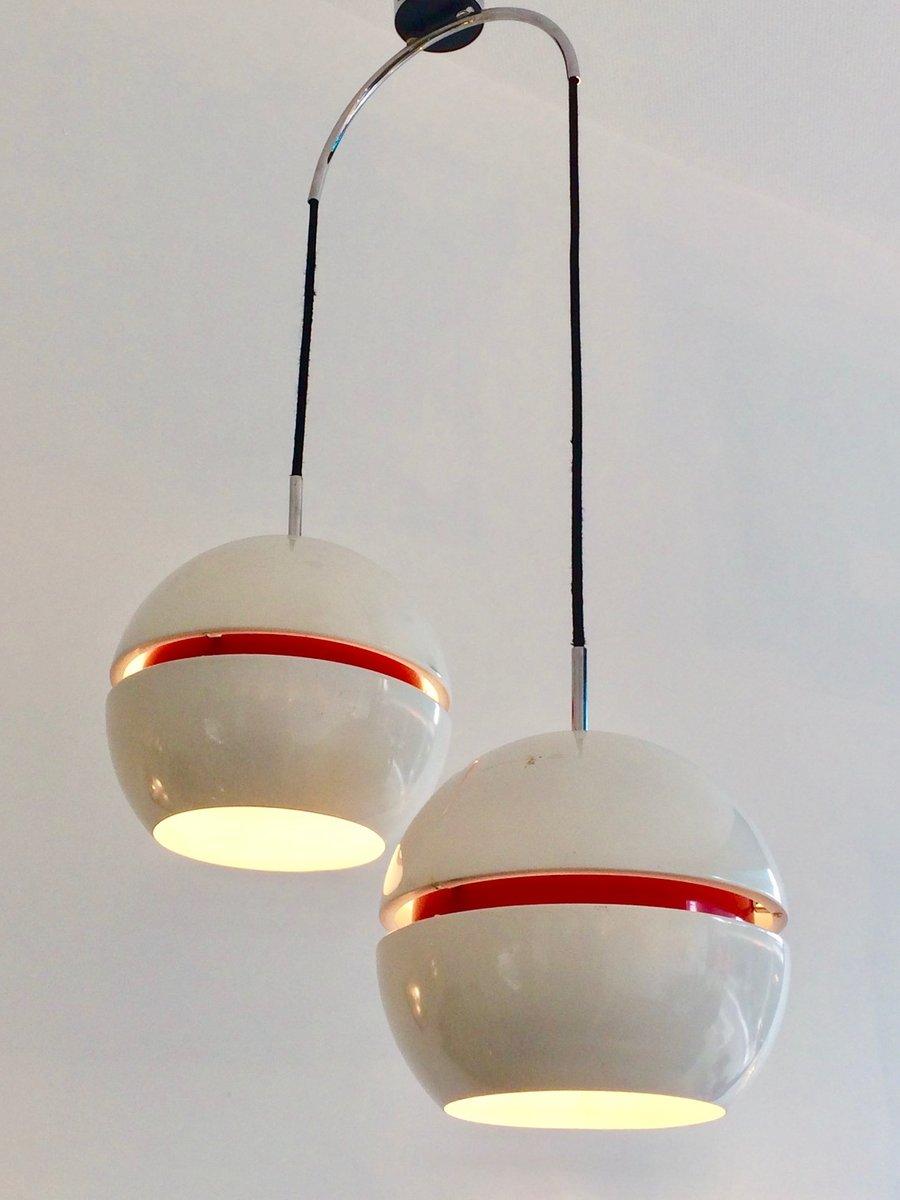 deckenlampe von stilnovo 1950er bei pamono kaufen. Black Bedroom Furniture Sets. Home Design Ideas