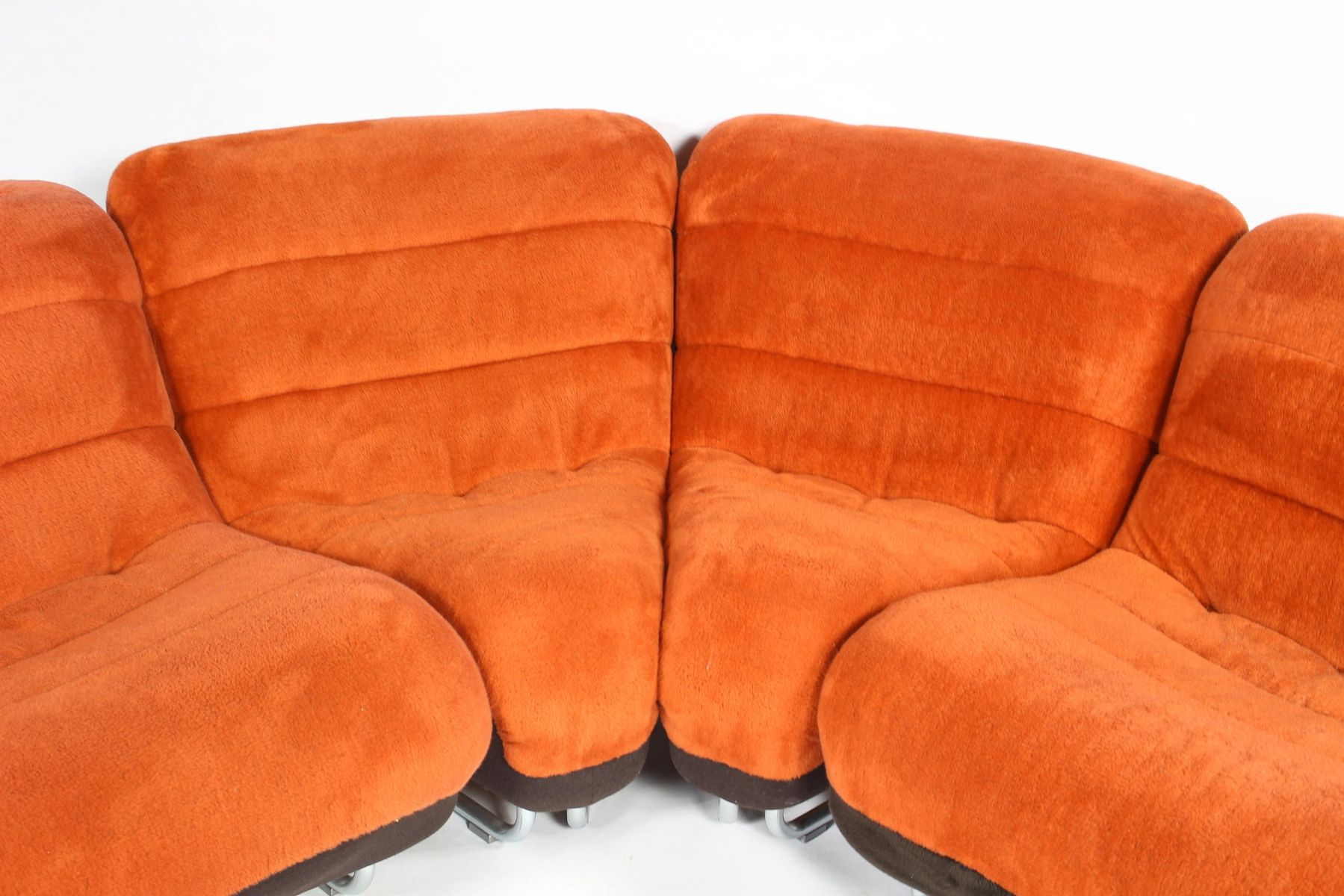 modulares sofa von rodney kinsman f r overman 1970er bei pamono kaufen. Black Bedroom Furniture Sets. Home Design Ideas