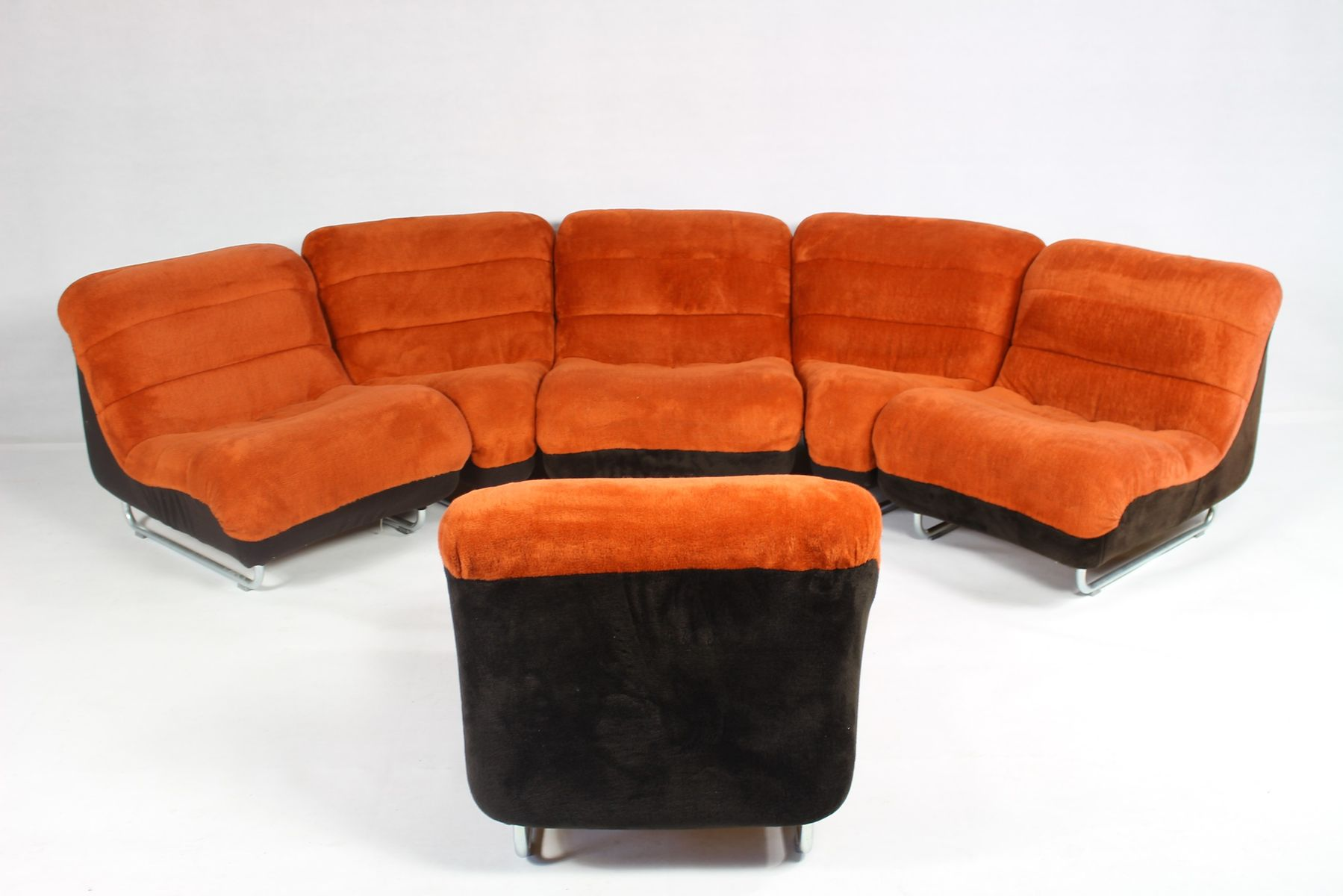 modulares sofa von rodney kinsman f r overman 1970er bei pamono kaufen. Black Bedroom Furniture Sets. Home Design Ideas