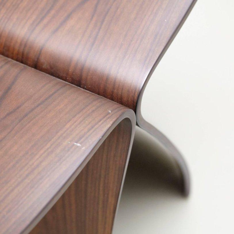 vintage butterfly hocker von sori yanagi f r tendo mokko bei pamono kaufen. Black Bedroom Furniture Sets. Home Design Ideas
