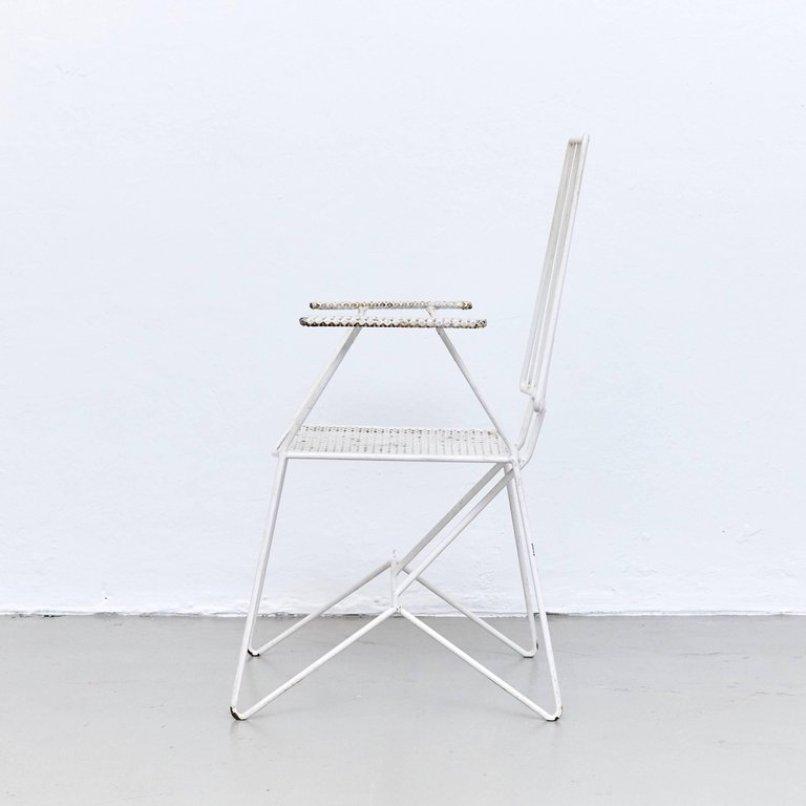 vintage gartenst hle von mathieu mat got 4er set bei. Black Bedroom Furniture Sets. Home Design Ideas