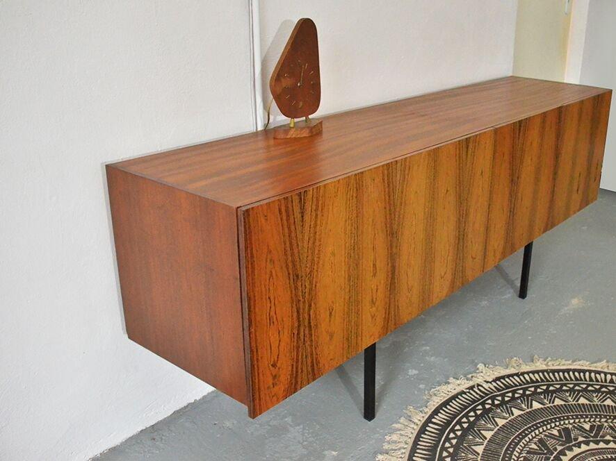 vintage rosewood lowboard for sale at pamono. Black Bedroom Furniture Sets. Home Design Ideas