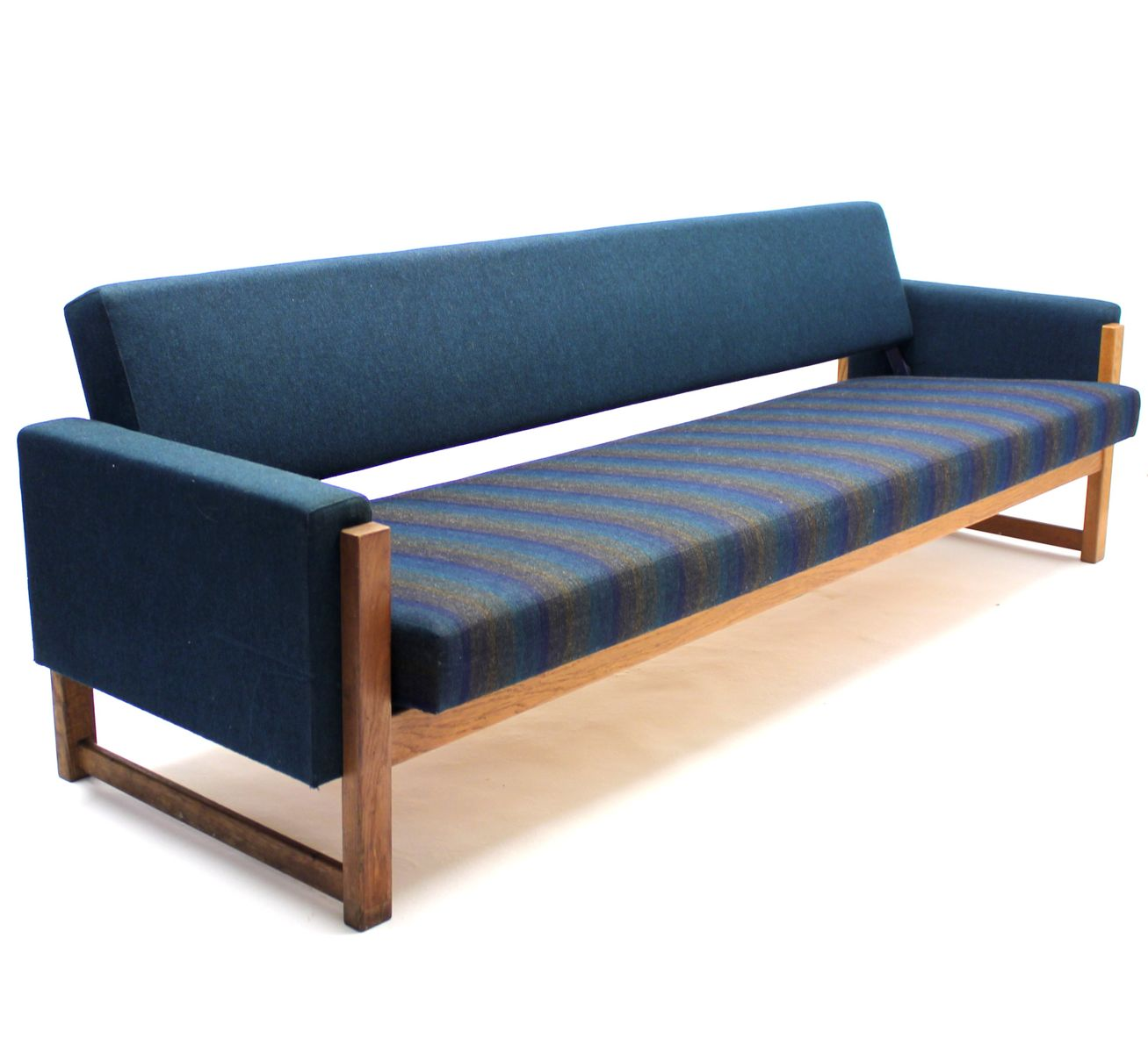 Sofa bed by yngve ekstr m for broby industri ab 1960s for for Sofa bed 4 6