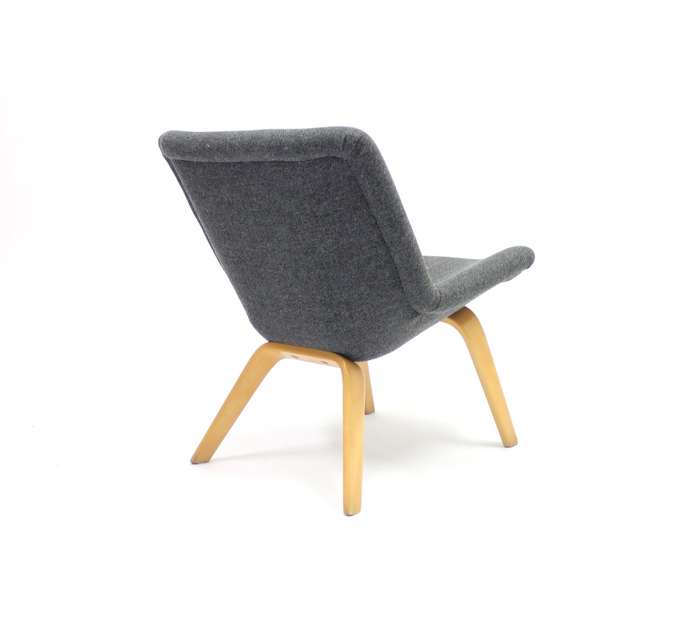 Easy Chair by Carl Gustaf Hiort af Ornäs for Gösta Westerberg, 1950s for sale at Pamono