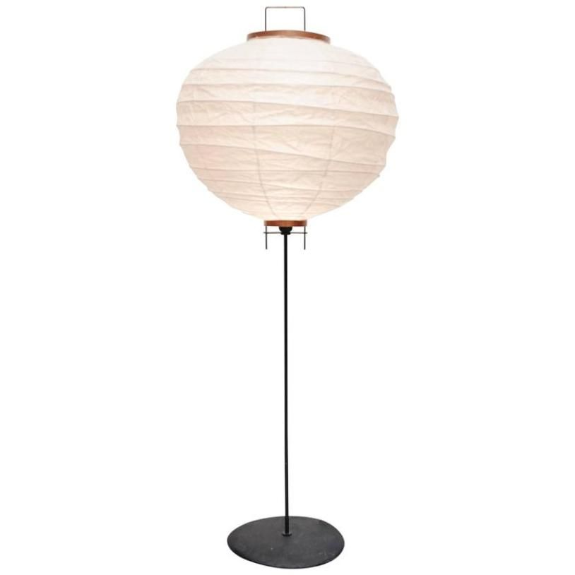 Mid century floor lamp by isamu noguchi for ozeki company ltd for mid century floor lamp by isamu noguchi for ozeki company ltd aloadofball Gallery