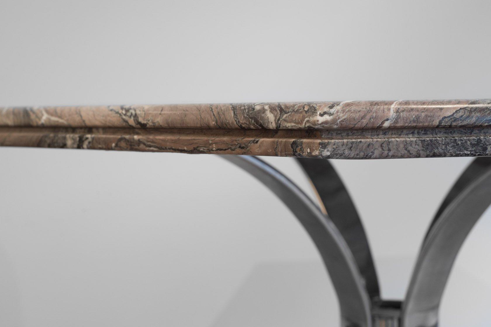 italienischer marmor tisch 1960 bei pamono kaufen. Black Bedroom Furniture Sets. Home Design Ideas