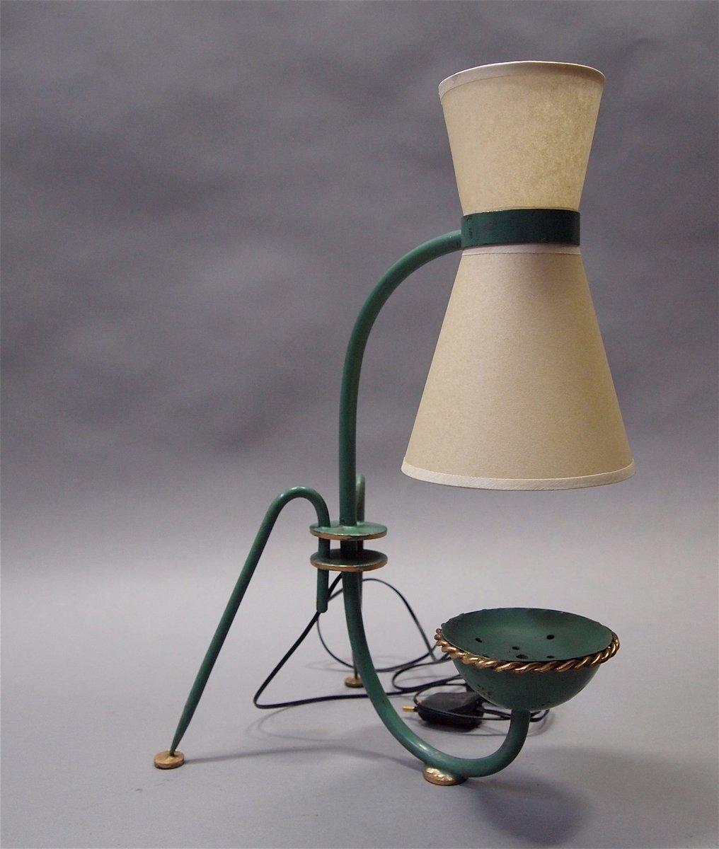 lampe von maison lunel 1950er bei pamono kaufen. Black Bedroom Furniture Sets. Home Design Ideas