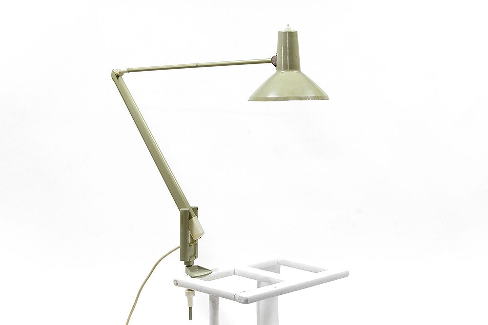 Industrial Table Lamp From ASEA, 1960s