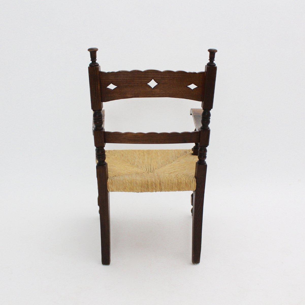 armlehnst hle 1920er 2er set bei pamono kaufen. Black Bedroom Furniture Sets. Home Design Ideas