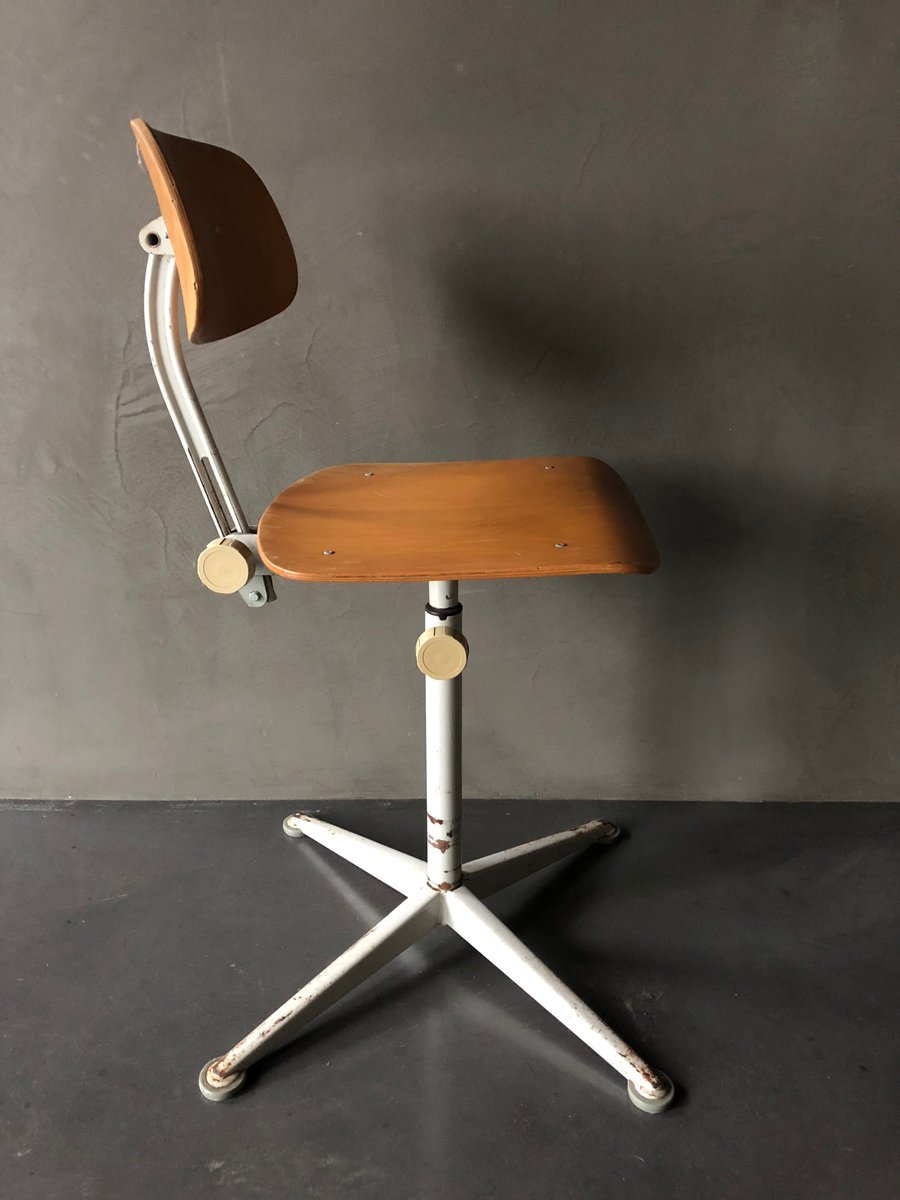 industrial office chair. Vintage Industrial Office Chair By Friso Kramer For Ahrend De Cirkel