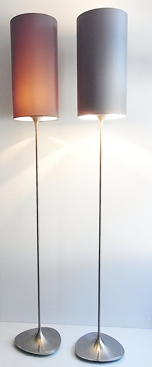 Floor Lamps From Ikea 1970s Set Of 2 For Sale At Pamono