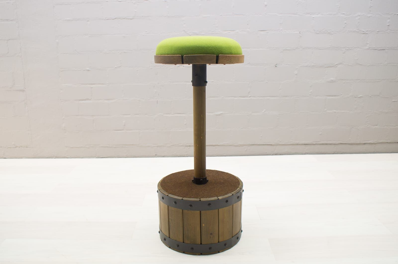 Vintage Bar Stools 1960s Set Of 3 For Sale At Pamono