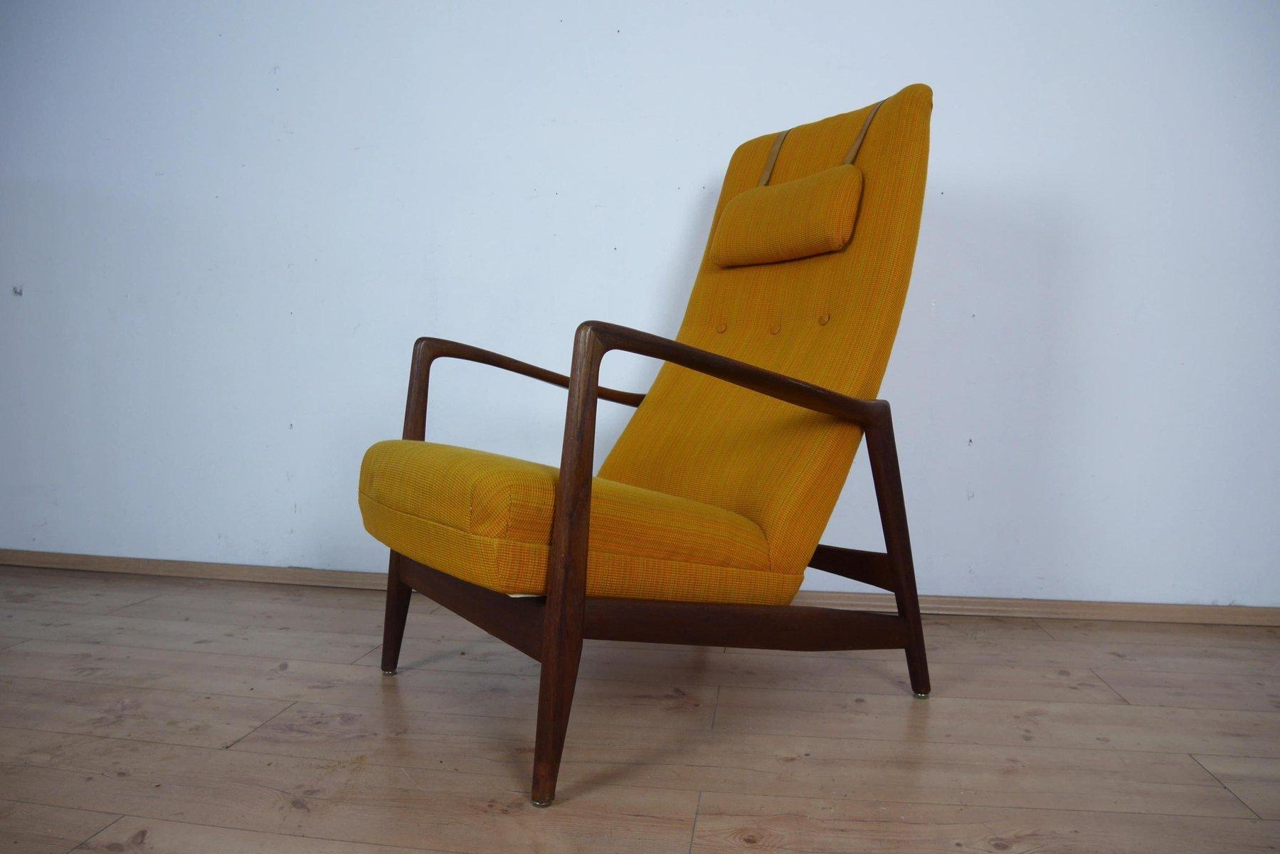 Modell 829 Sessel mit Hoher Rückenlehne von Gio Ponti für Cassina ...