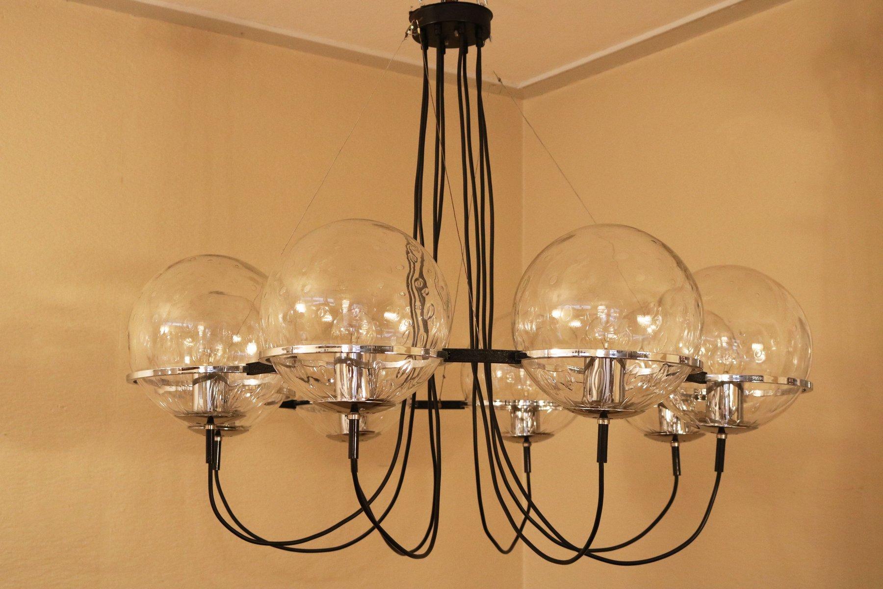 tonone chandelier id webshop orange collection bolt back