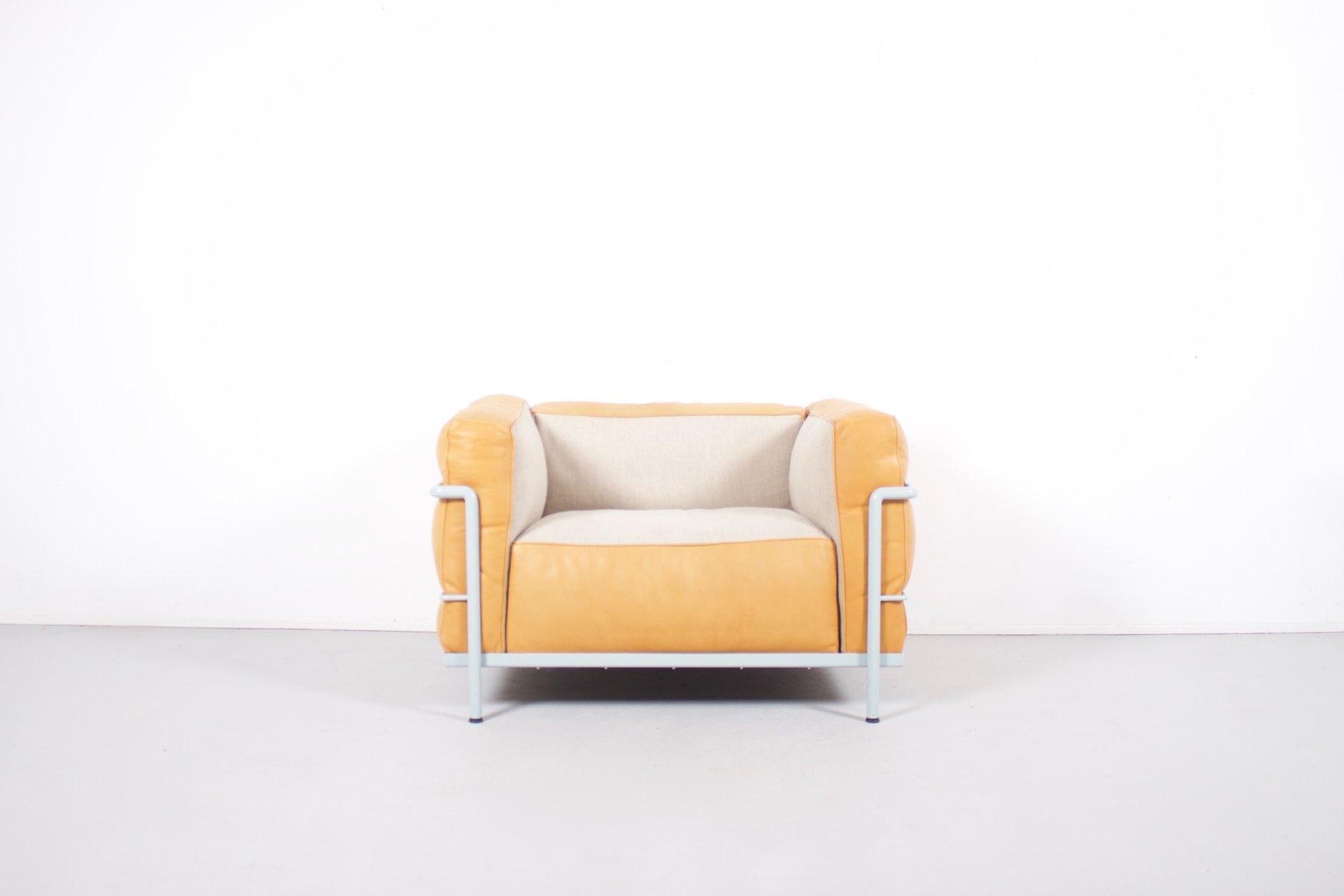 Vintage LC3 Grand Confort Stuhl von Le Corbusier, Pierre Jeanneret ...