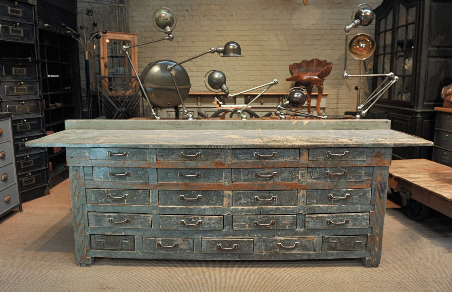 index dresser drawer chest industrial of drawers default numbers colourful