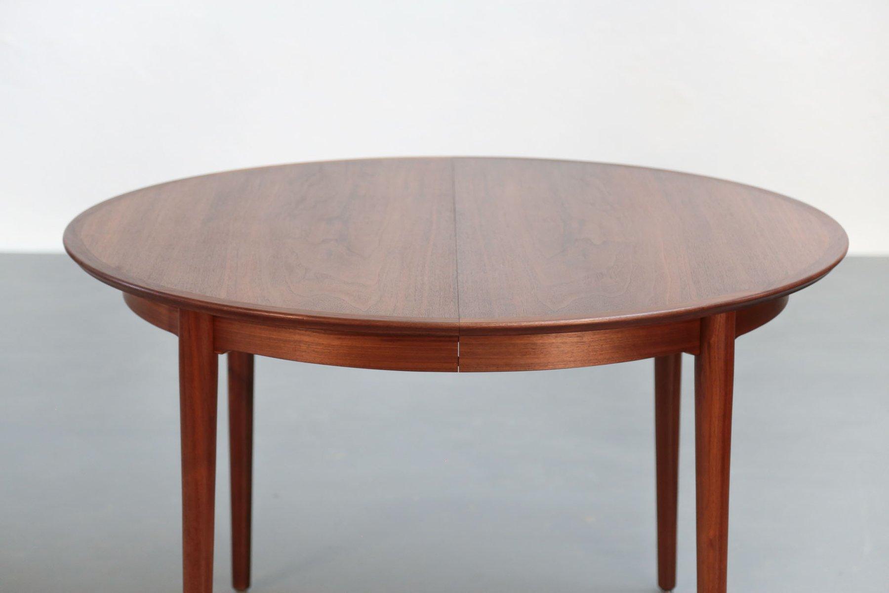 Scandinavian Teak Dining Table By Arne Vodder For P. Olsen Sibast, 1960s 3.  Previous