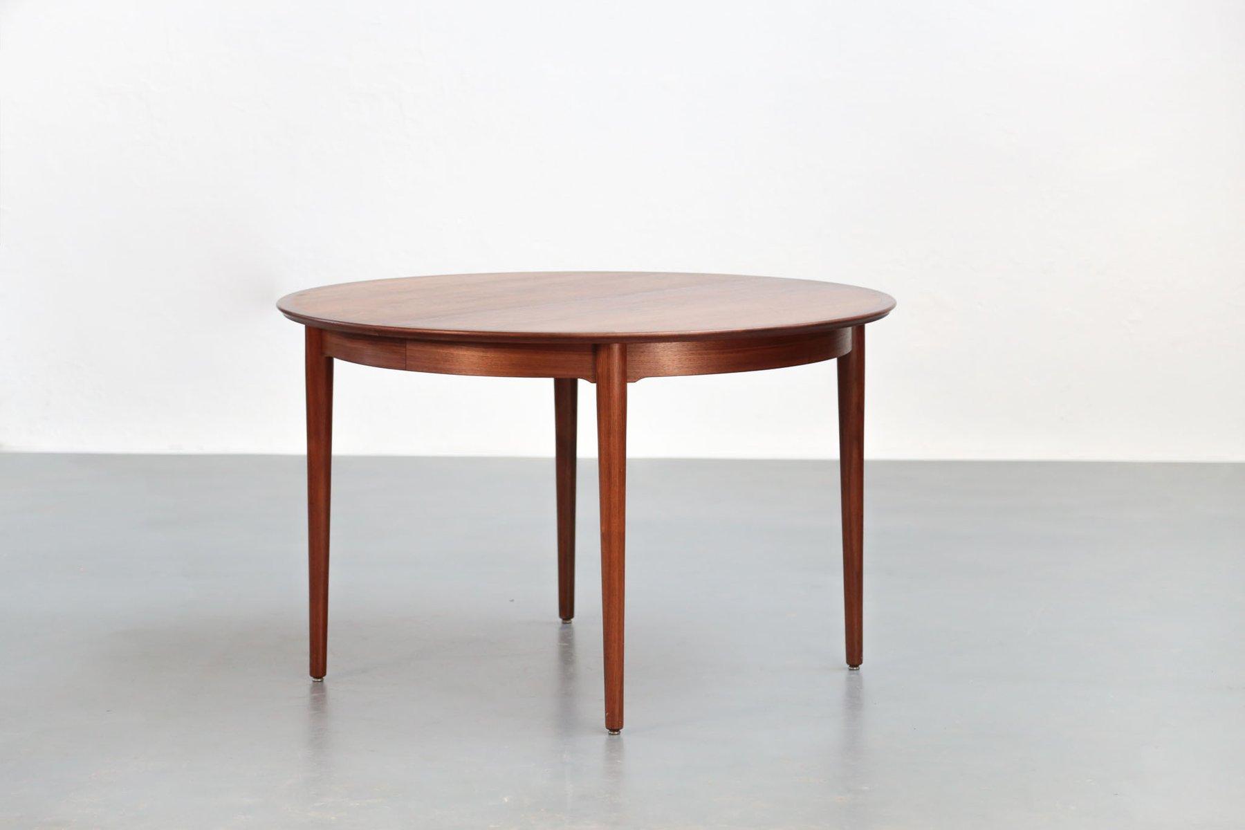 Scandinavian Teak Dining Table By Arne Vodder For P. Olsen Sibast, 1960s  For Sale At Pamono