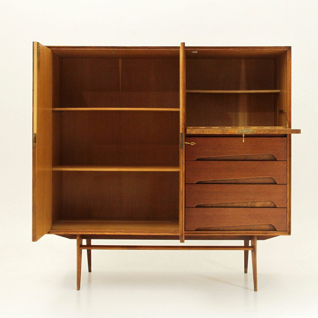 Italian highboard from dassi mobili moderni 1950s for for Mobili italy