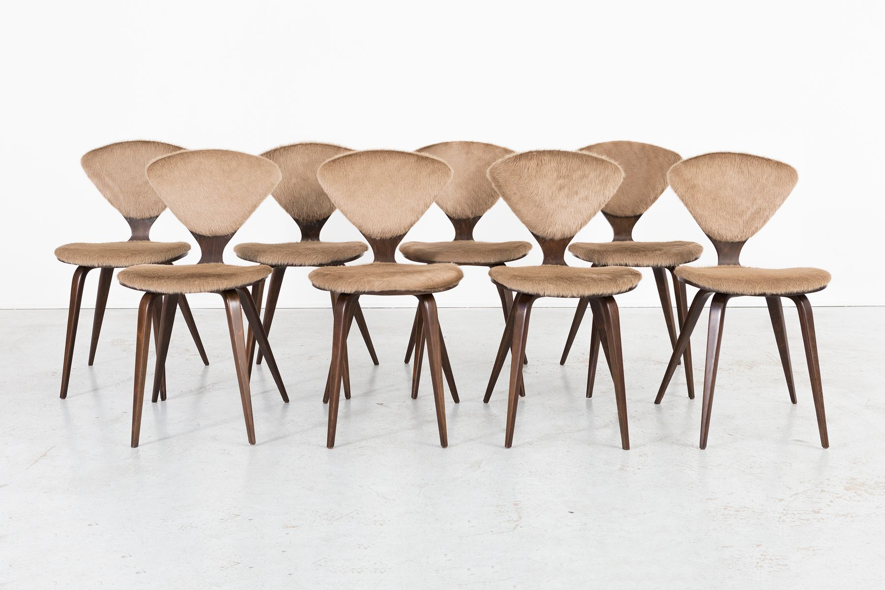 Cherner Furniture. Vintage Dining Chairs By Norman Cherner For ...