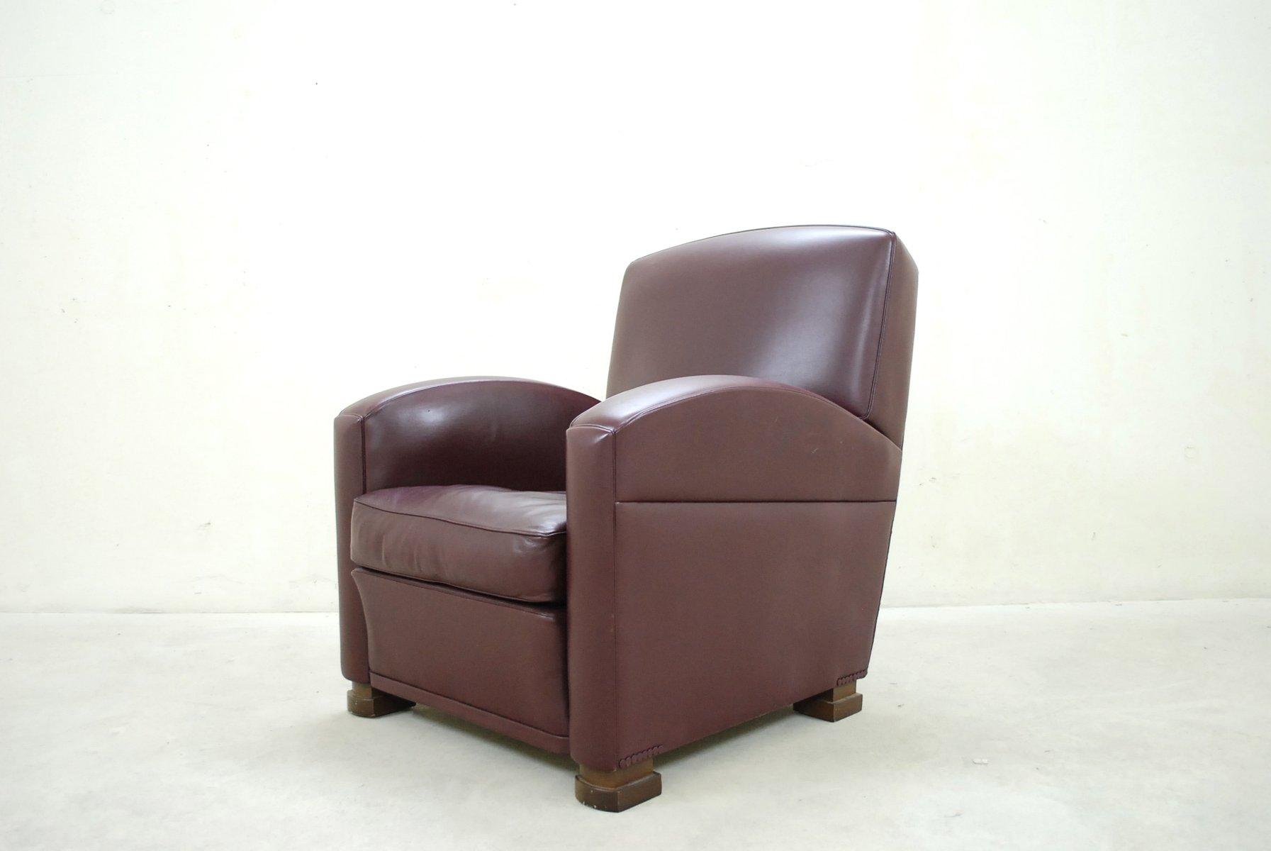 italienischer tabarin leder sessel von poltrona frau 1989 bei pamono kaufen. Black Bedroom Furniture Sets. Home Design Ideas