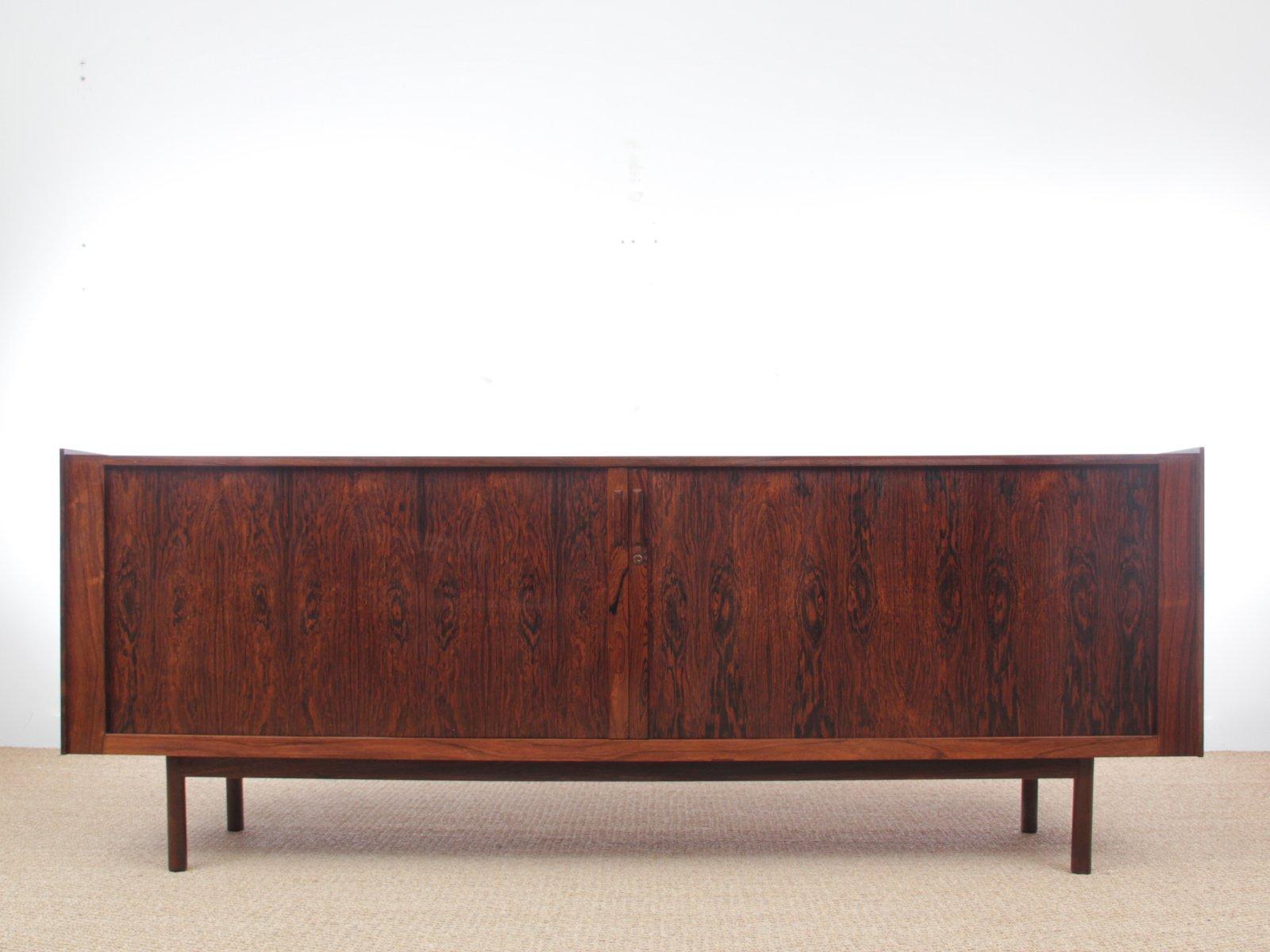 rio palisander sideboard 1970er bei pamono kaufen. Black Bedroom Furniture Sets. Home Design Ideas