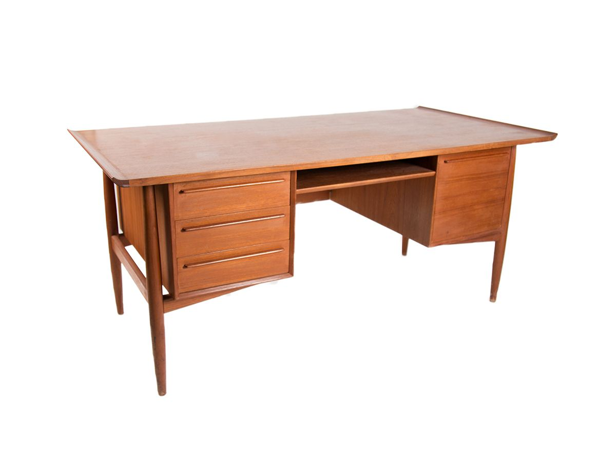 for century danish pamono at sale mid desk