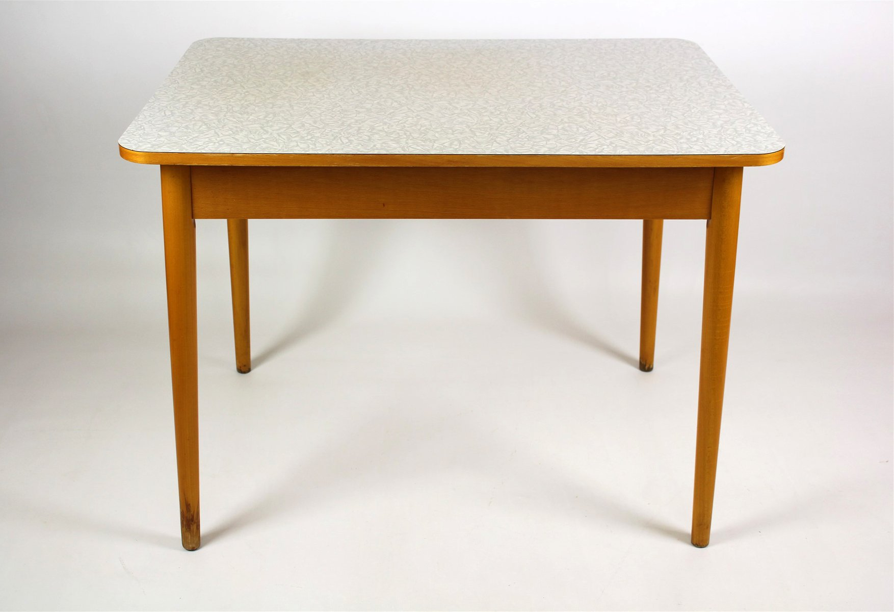 Formica kitchen table from jitona 1960s for sale at pamono - Formica top kitchen table ...
