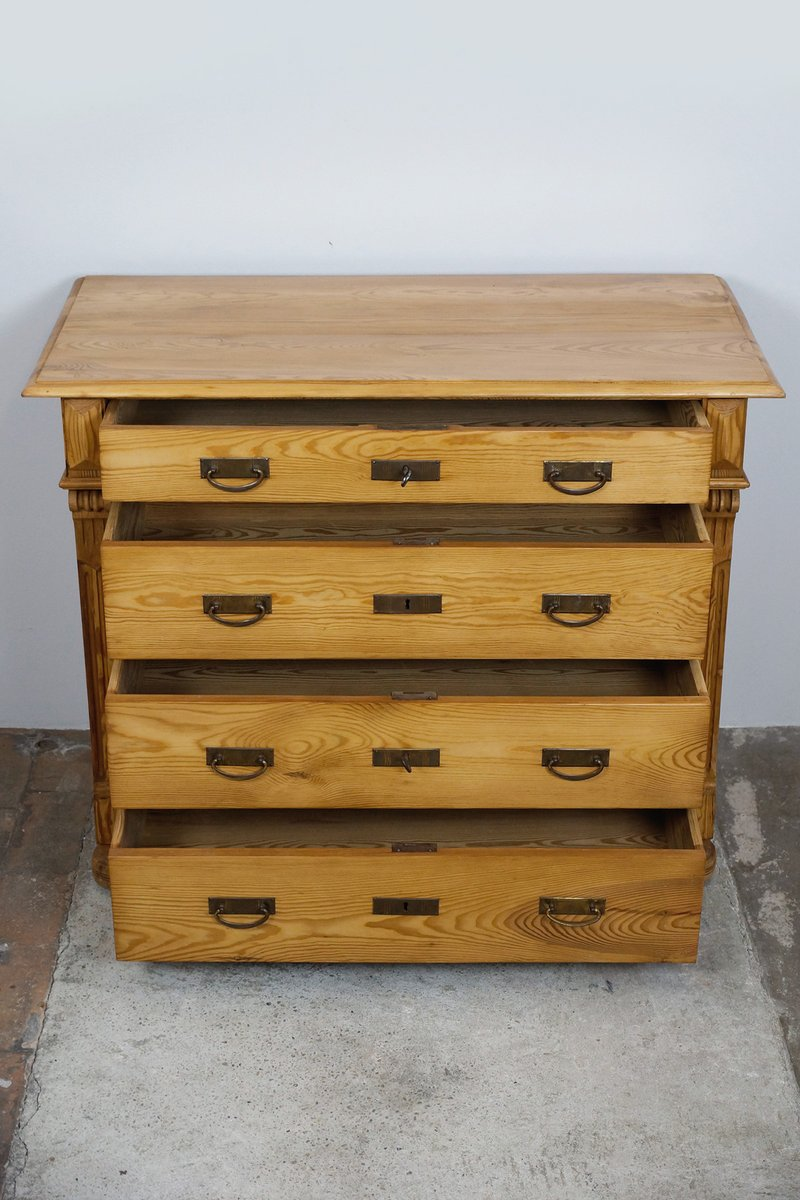 chest of drawers 1900s for sale at pamono. Black Bedroom Furniture Sets. Home Design Ideas